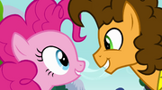 """Pinkie Pie and Cheese """"that is me and you"""" S4E12"""