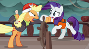 "Pirate Applejack ""no mutiny aboard me ship!"" S6E22"