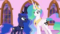 """Princess Luna """"I love you, too"""" S7E10"""