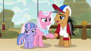 "Quibble ""the most amazing pony"" S9E6"