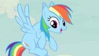 "Rainbow Dash ""super-awesome!"" S5E1"