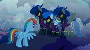 Rainbow Dash and the Shadowbolts S01E02