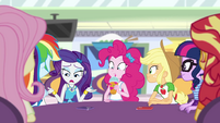 "Rarity ""my resume is less apple-centric"" EGROF"