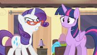 Rarity 'Congratu-pony-lations, fillies!' S4E08