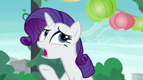 Rarity --suspenseful and compelling story-- S6E3