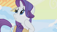 Rarity -Maybe birds can use it as a...- S1E11