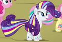 Rarity Rainbow Power ID S4E26