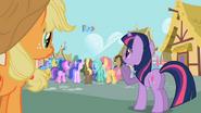 S02E08 Twilight patrzy na Rainbow Dash