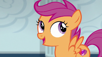 Scootaloo --how could anything go wrong--- S6E14