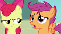 Scootaloo -all we had to do was help him- S8E6
