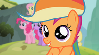 Scootaloo enough words S2E8