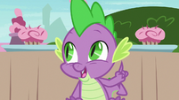 "Spike ""you both like the same place"" S7E15"