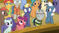 Star Tracker shocked to hear his name called S7E22