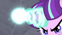 Starlight's magic overloads S5E2