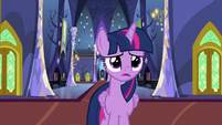 "Twilight ""will you please reconsider?"" S8E21"