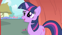 Twilight 'I'll keep that in mind' S1E25