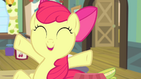 Apple Bloom -I can!- S4E17