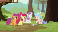 Apple Bloom -we know all of those ponies!- S8E12