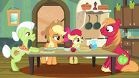 Apple Bloom -wish it hadn't been so exhaustin'- S5E4
