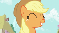 Applejack --glad we're doin' this-- S6E10