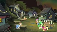Cajun swamp pony bayou S4E17