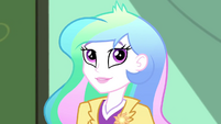 Celestia pleased to be a teacher again SS8