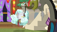 Discord 2 appears in Discord's house S7E12