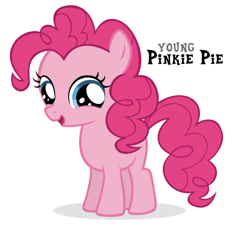 fanmade young pinkie piepng