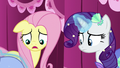 """Fluttershy """"all those layers could slow me down"""" S5E21.png"""