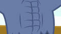 Iron Will's bulging abs S7E22.png