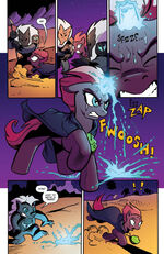 MLP The Movie Prequel issue 4 page 5