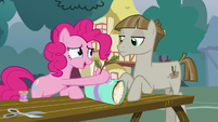 Pinkie Pie -still want to plan it together- S8E3