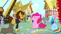 Pinkie Pie making Pinkie Promise gestures S4E12.png