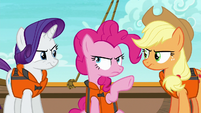 Pinkie Pie still bitter toward her friends S6E22