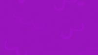 Purple goo covering the screen S8E16
