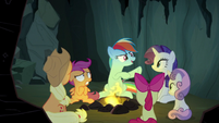 Rainbow Dash continues her story S7E16
