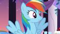 Rainbow hears Spitfire S5E15.png