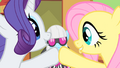 Rarity and Fluttershy high-hoof S1E20.png