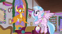 Silverstream has an idea S8E16