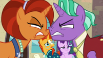 Starlight and Sunburst's parents face off S8E8