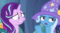 Trixie --my illusions and Discord's annoying personality-- S6E26