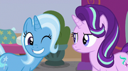 Trixie winks at Starlight a second time S9E20