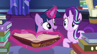 "Twilight ""the Pillars don't have to leave Equestria!"" S7E26"