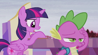 Twilight --figure it out before it's too late-- S5E25