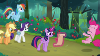 Twilight and friends continue down the path S8E13