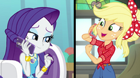"Applejack ""you bet your britches"" EGROF"