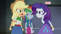 Applejack -you won't get to play dress-up- EG2