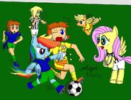 FANMADE Soccer Crazy