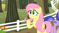 Fluttershy 'Uh... Pinkie Pie... ' S2E15
