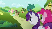 Fluttershy blows her fuse at Globe Trotter S2E19